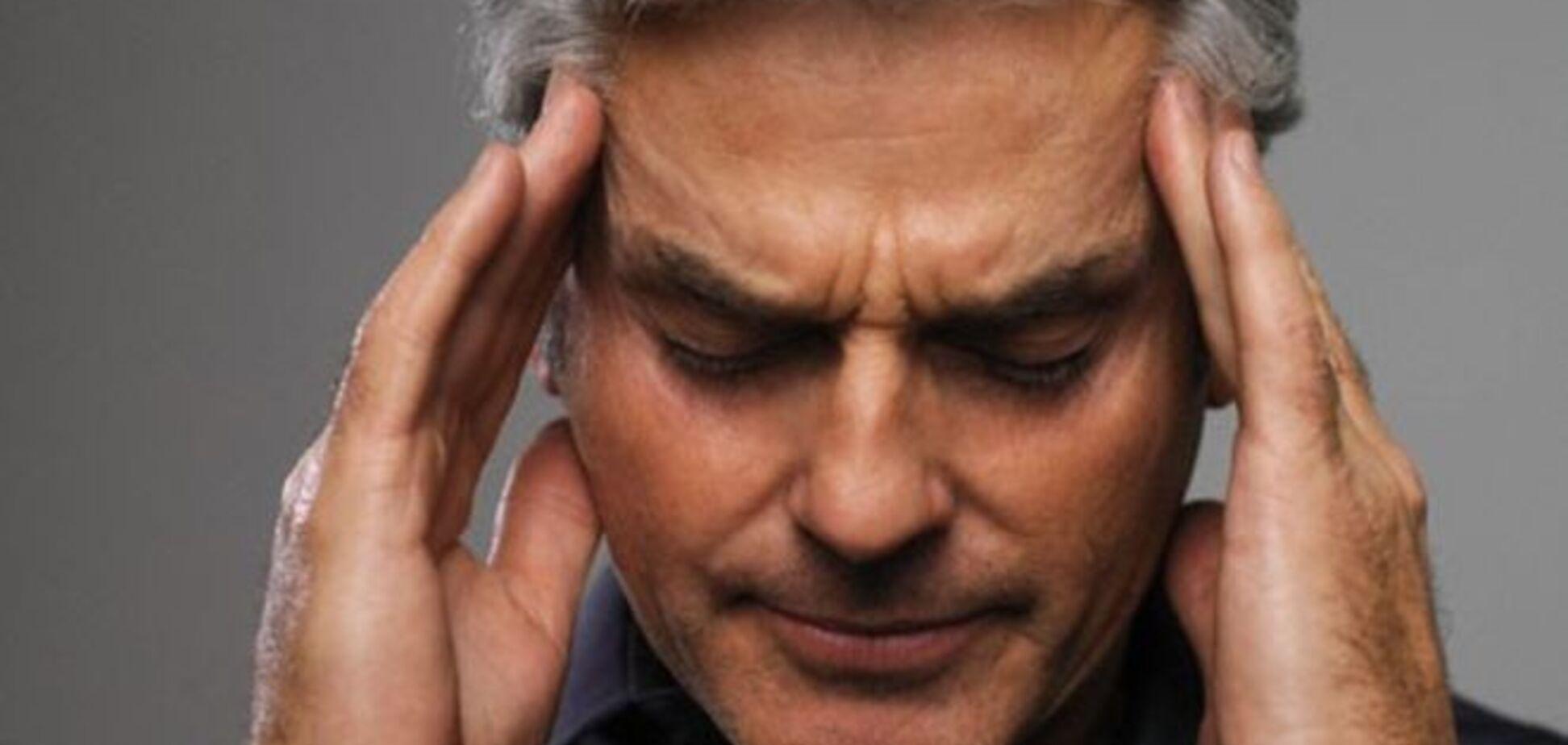 Ученые: мужской мозг начинает стареть в 40 лет