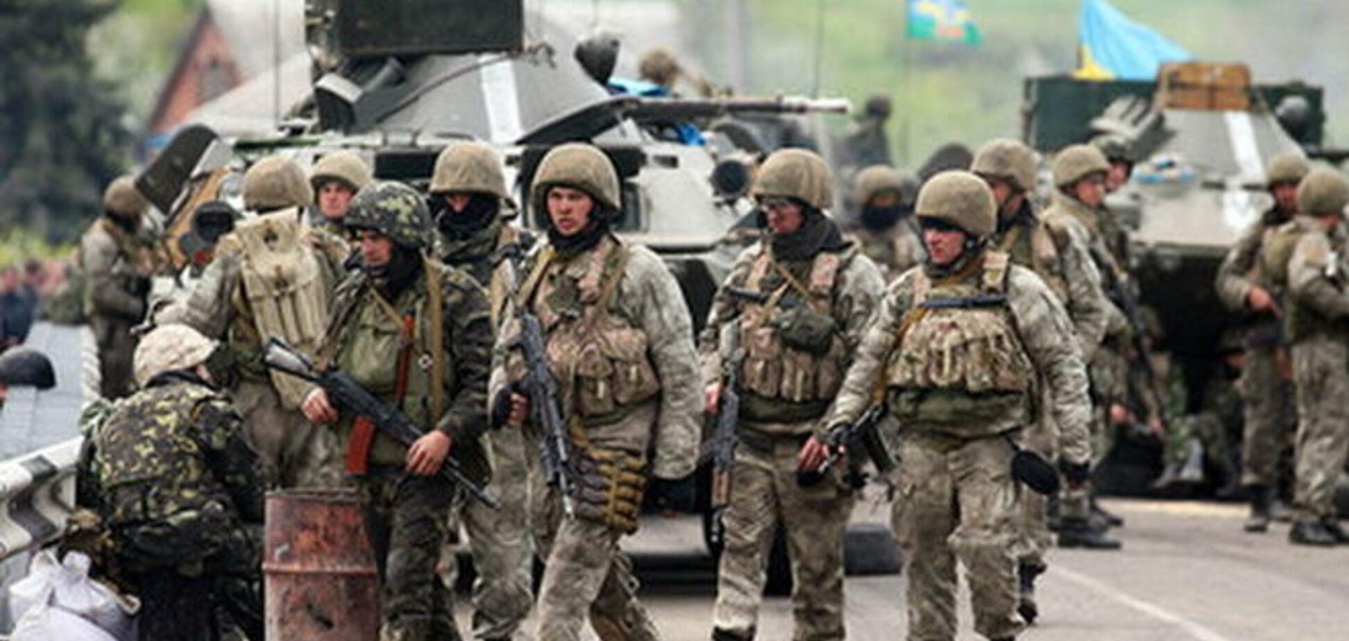 Роззброєння добровольців по-українськи: ніхто нікуди не йде