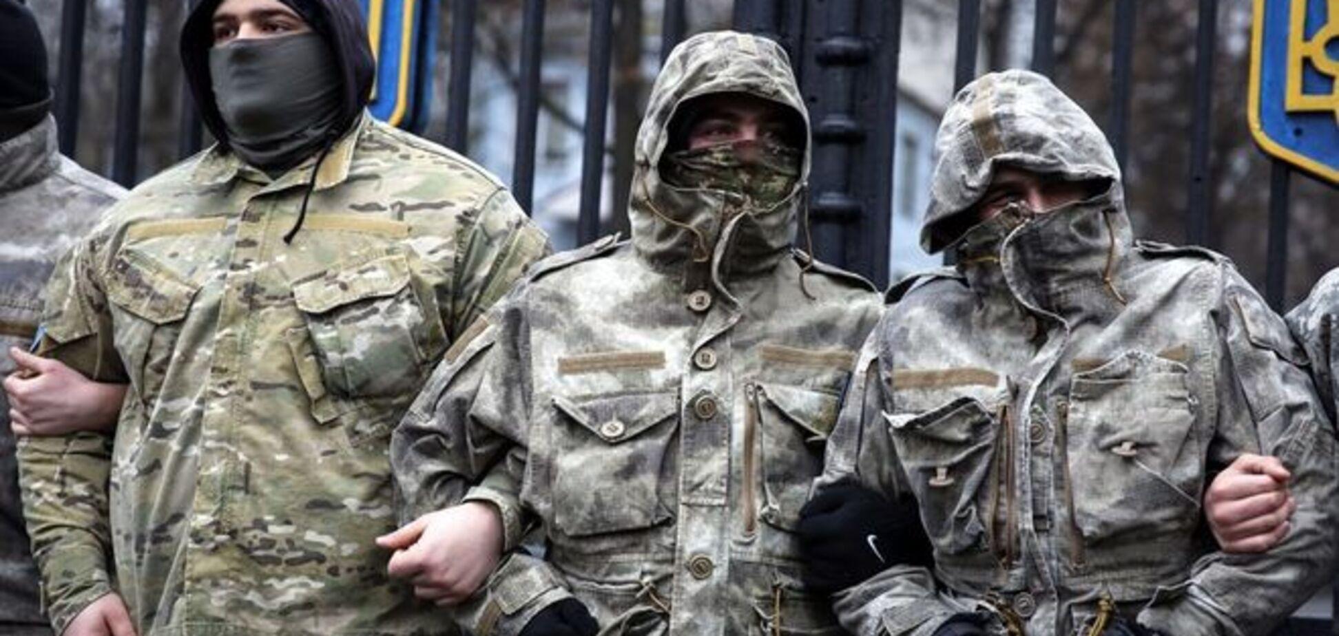 'Айдаровці' захопили хлібозавод під Станицею Луганською