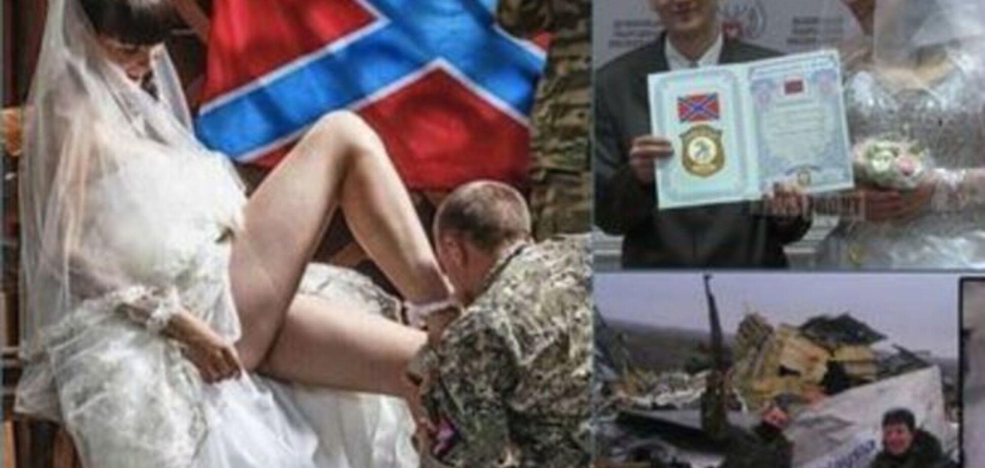Як бойовики насолоджуються життям на Донбасі: всі 'принади' тероризму