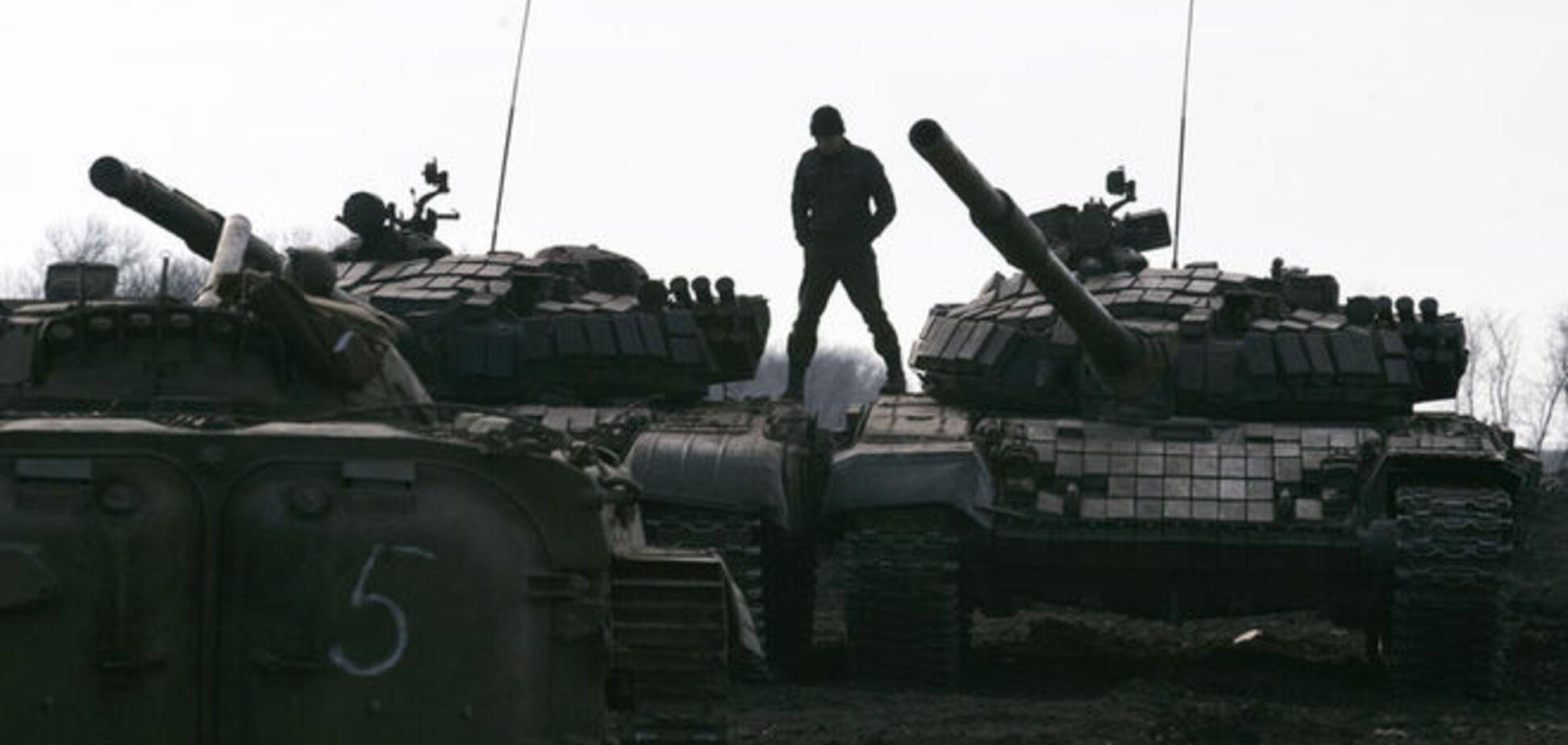 Спасибі, Путін: терористи 'ДНР-ЛНР' озброєні краще країн НАТО. Інфографіка