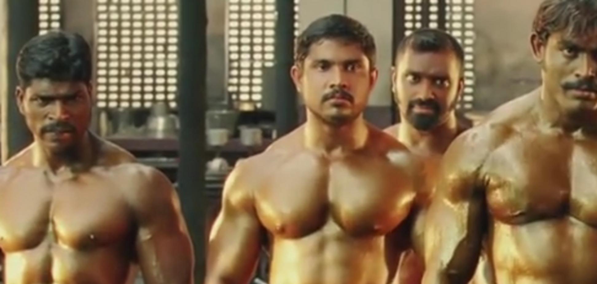 Индусы-качки покорили интернет шоу грудой мышц: опубликовано видео