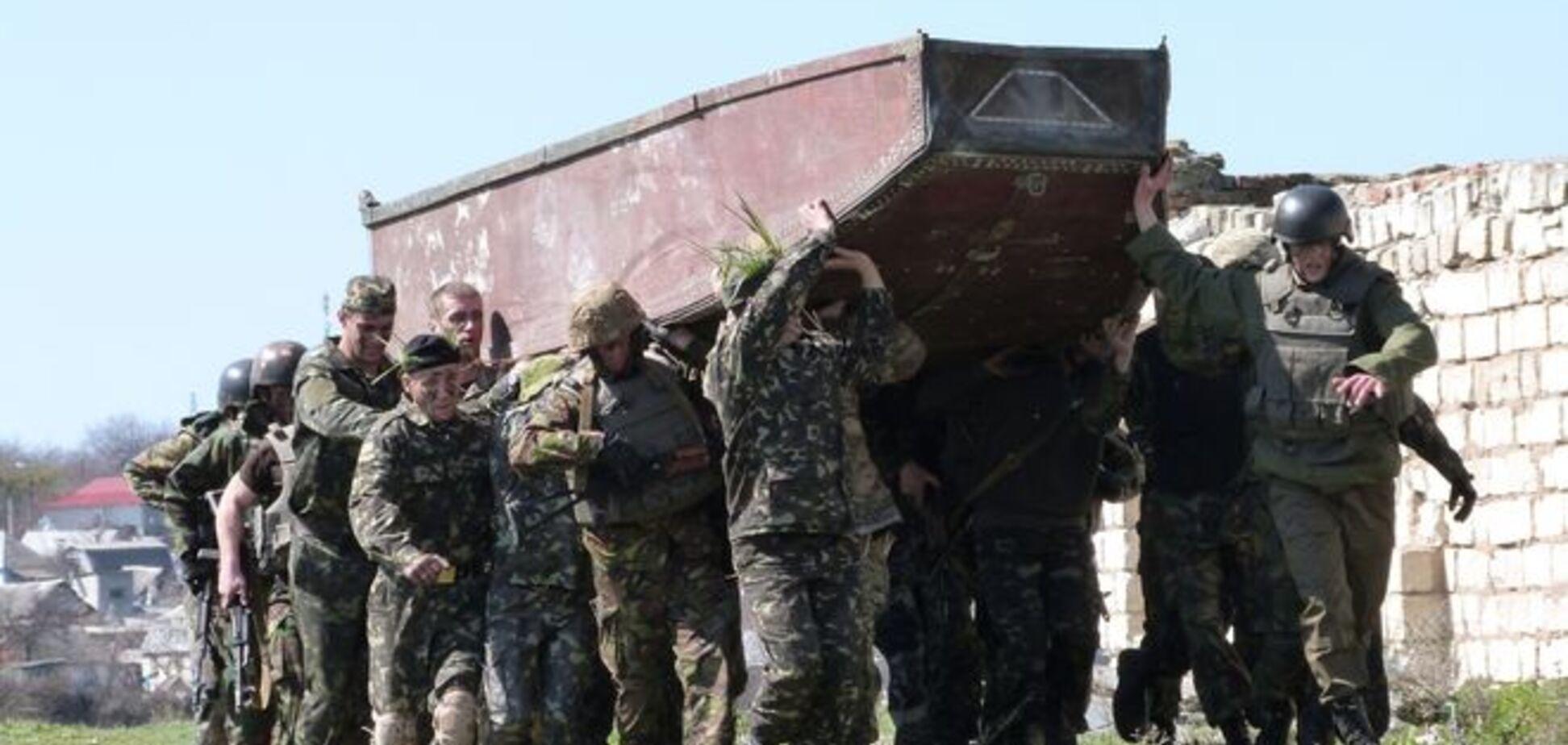В Николаеве прошли испытания за черные береты. Опубликованы фото и видео