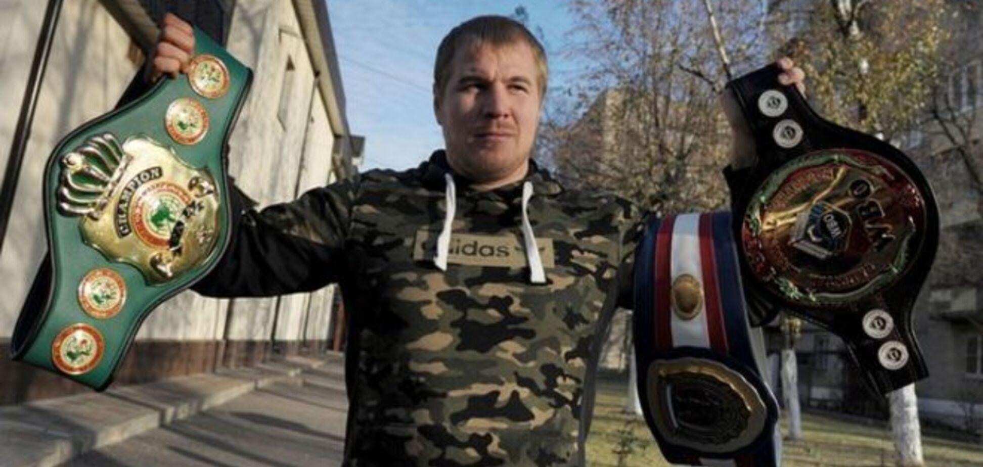 'Русский богатырь' Князев высмеял Усика