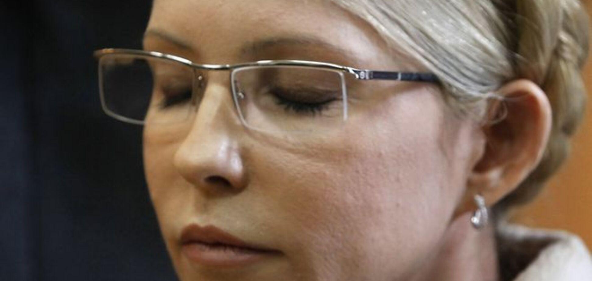 Справа Тимошенко в розпорядженні 'Правого сектора' - Найєм
