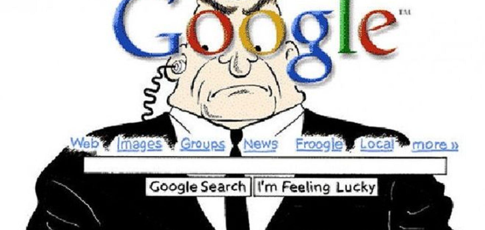 Как избавиться от 'слежки' Google в интернете