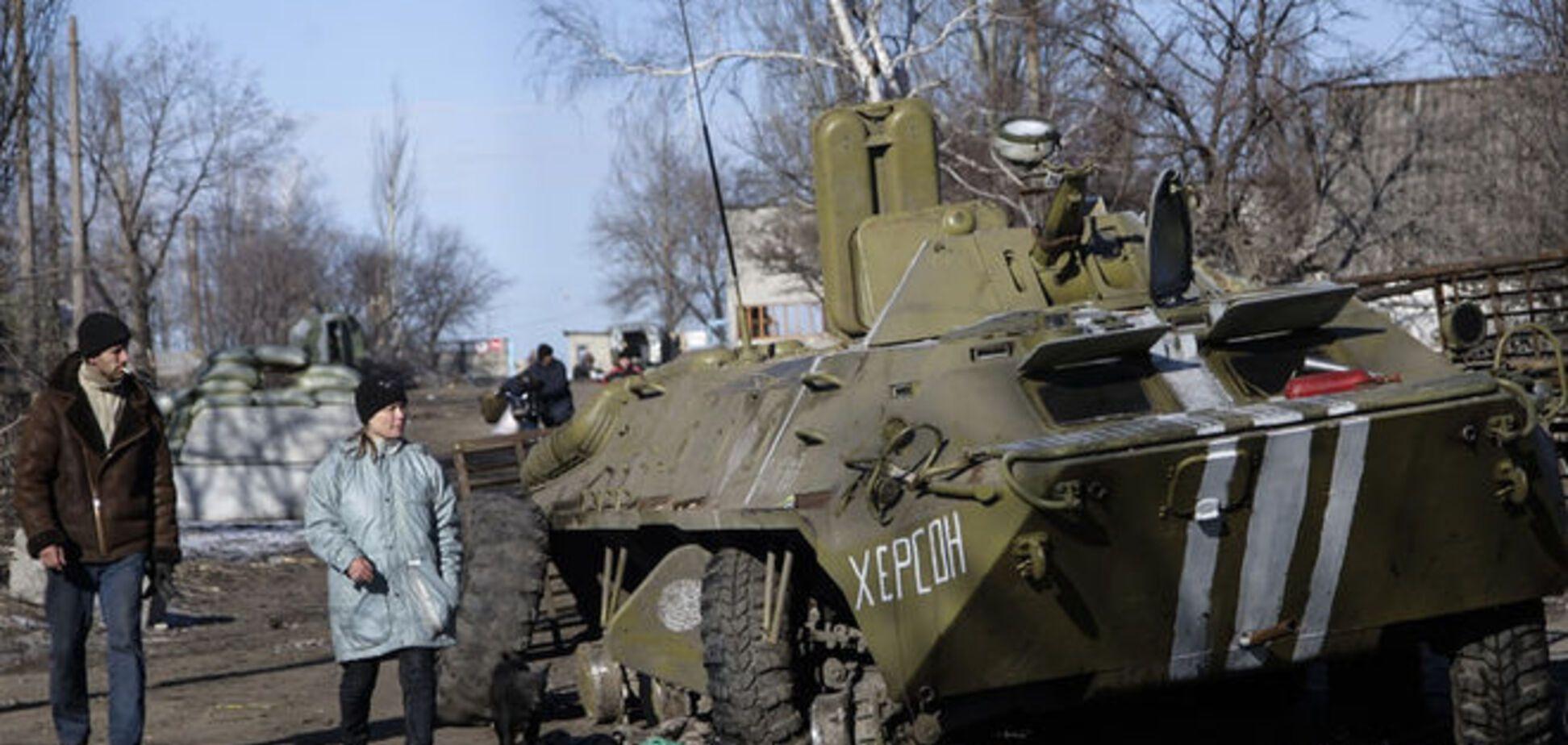 Позиція Заходу провокує бойовиків в Україні - Washington Post