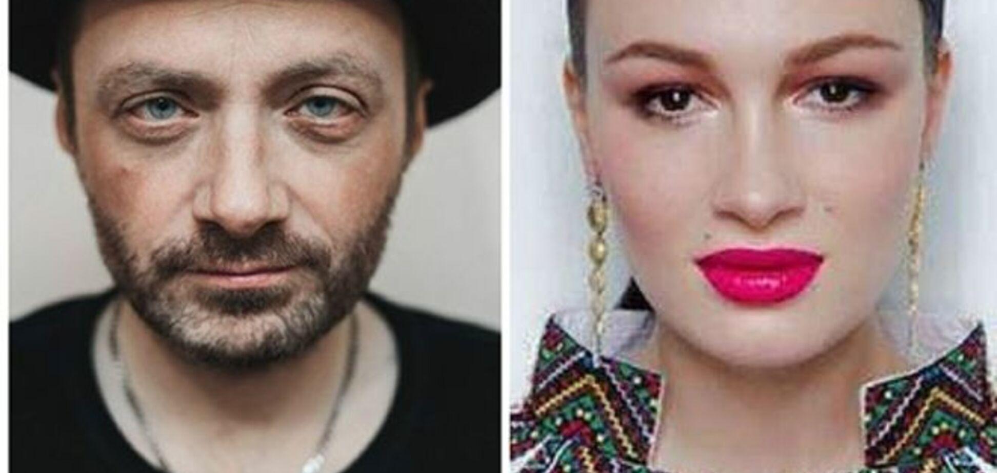 Российский музыкант подает в суд на Анастасию Приходько и украинский сайт