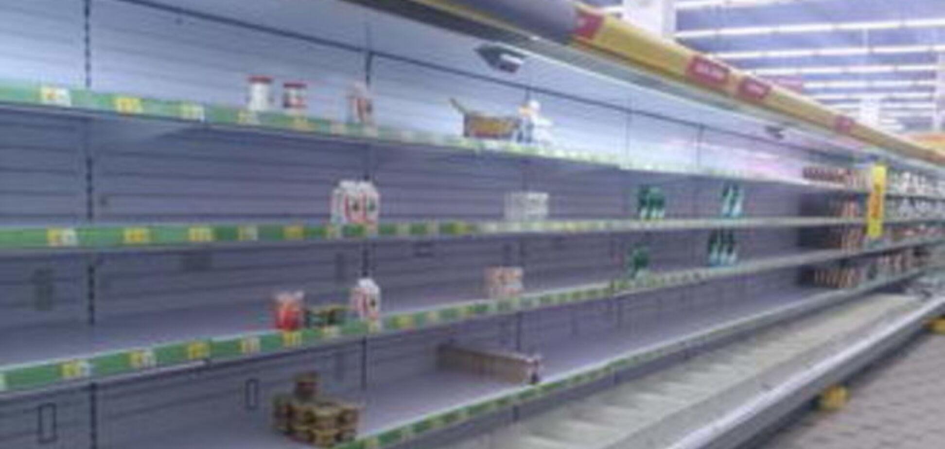 В 'ДНР' хваляться, що Росія повністю забезпечує їх продуктами