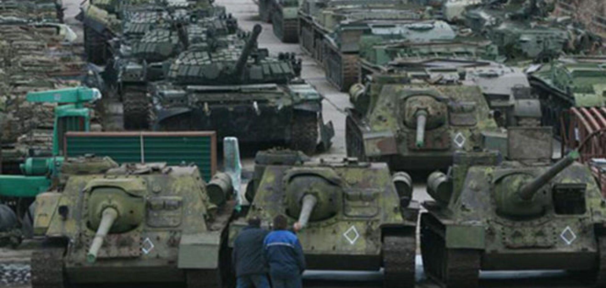 Опубліковано повний список російських підрозділів на кордоні України