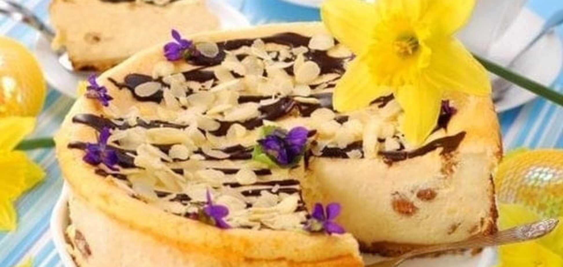 Сирна паска печена: рецепт десерту і секрети приготування