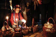 Светлое Христово Воскресение. Как отмечает мир