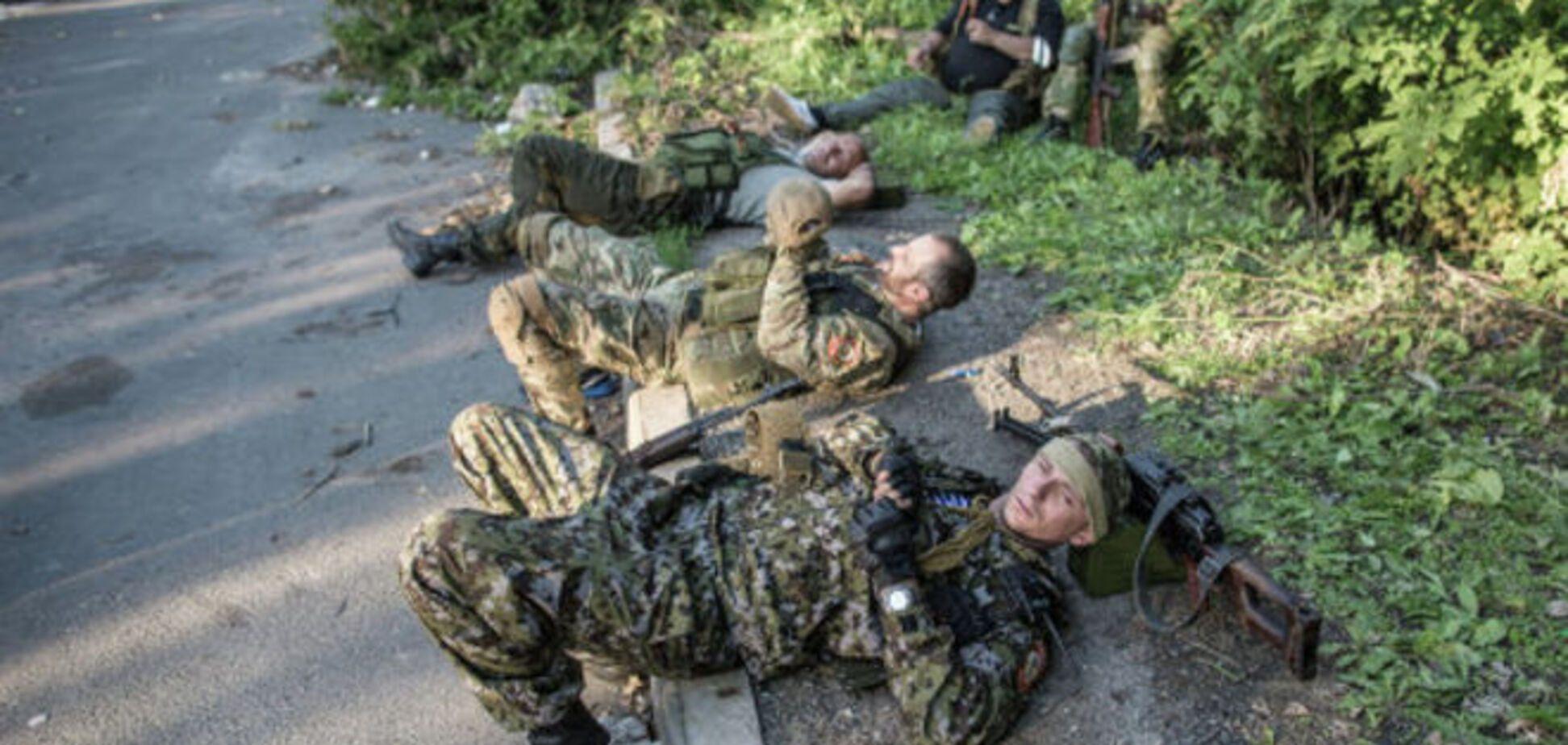 Бойовики, що втекли від побоїв, говорять про бажання 'ЛНР' скласти зброю