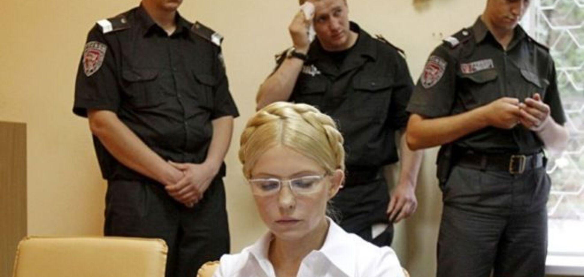 З ГПУ зникли матеріали по справах проти Тимошенко