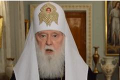 Филарет: скоро Бог пошлет Украине победу над агрессором