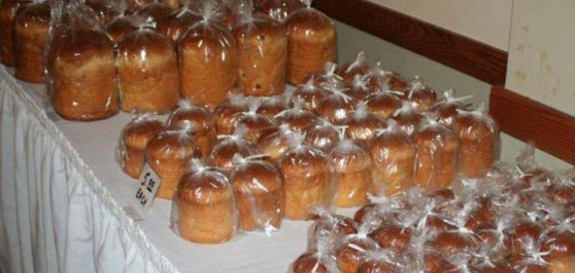 Мать министра финансов испекла паски для бойцов АТО  на $7 тыс.: опубликованы фото