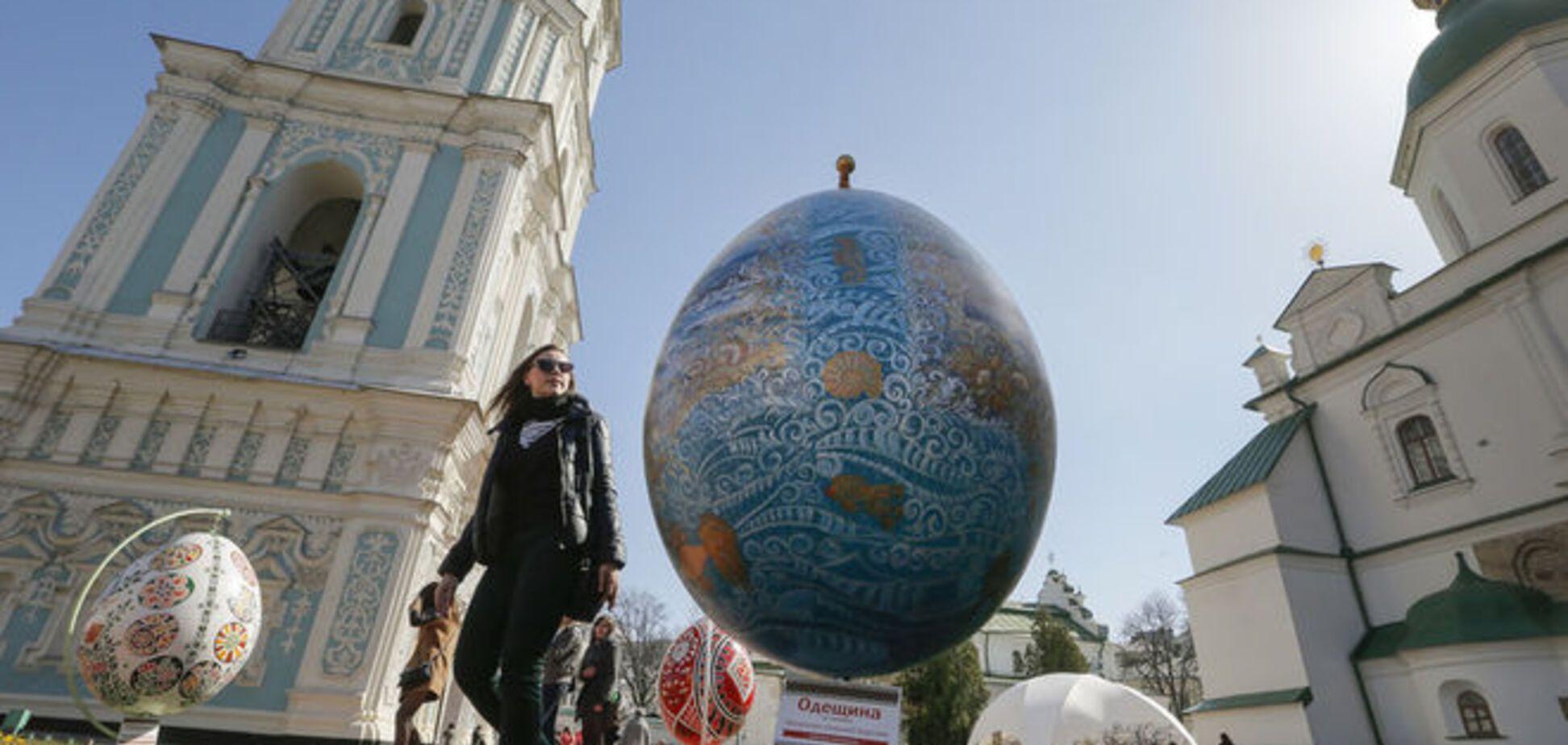 Празднование Пасхи в Киеве: программа мероприятий