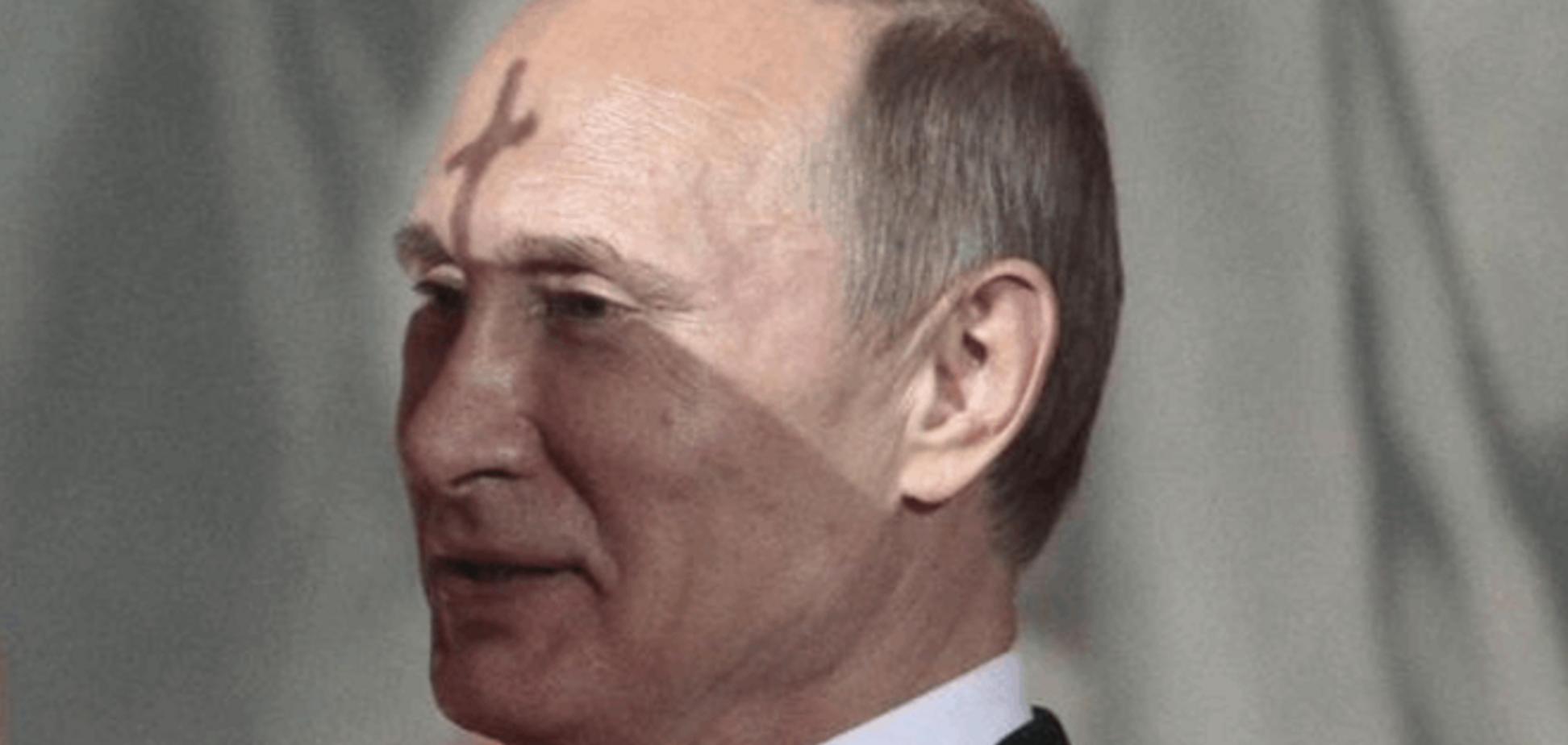 Крест на Путине: соцсети делятся праздничными маразмами из России