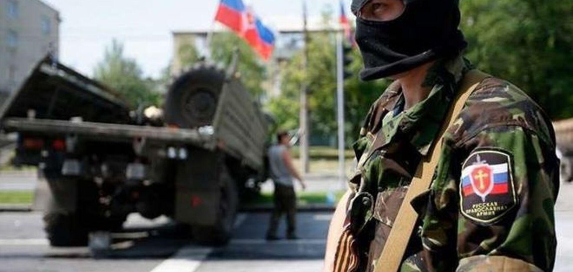 Не поделили территорию: Боевики 'ЛНР' воюют с российскими 'казаками'
