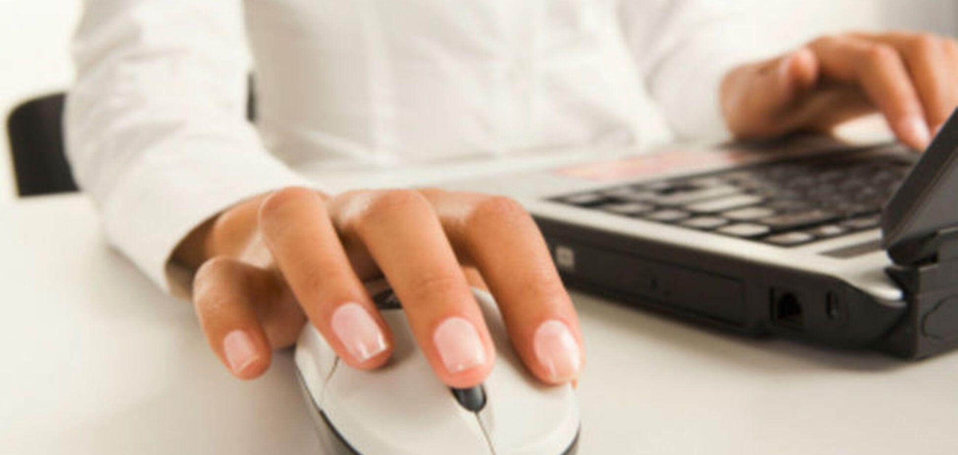Как спасти руки от 'мышиной' болезни: советы офисным работникам