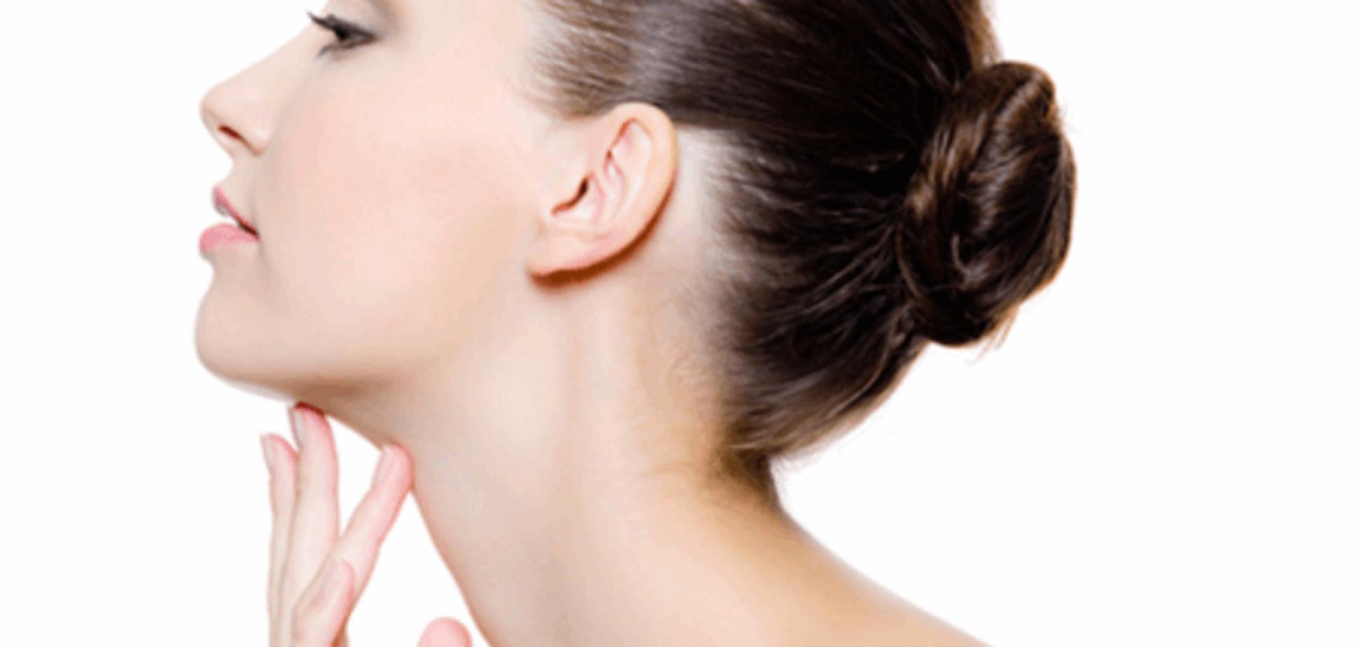 10 упражнений и процедур, избавляющих от двойного подбородка