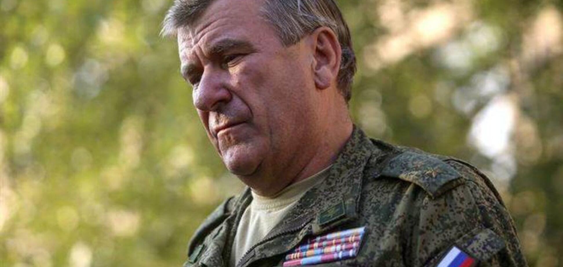 Штаб АТО підозрює російського генерала в провокаціях проти ЗСУ