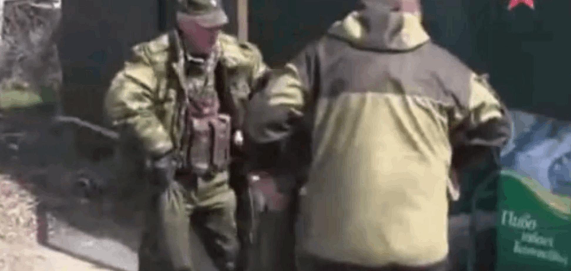 У мережі показали, як журналіст 'Зірки' підірвався в Широкино. Відеофакт