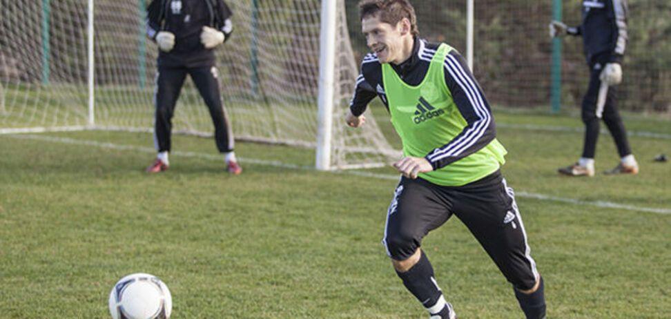 Білоруський футболіст: русаки просто віджали Крим