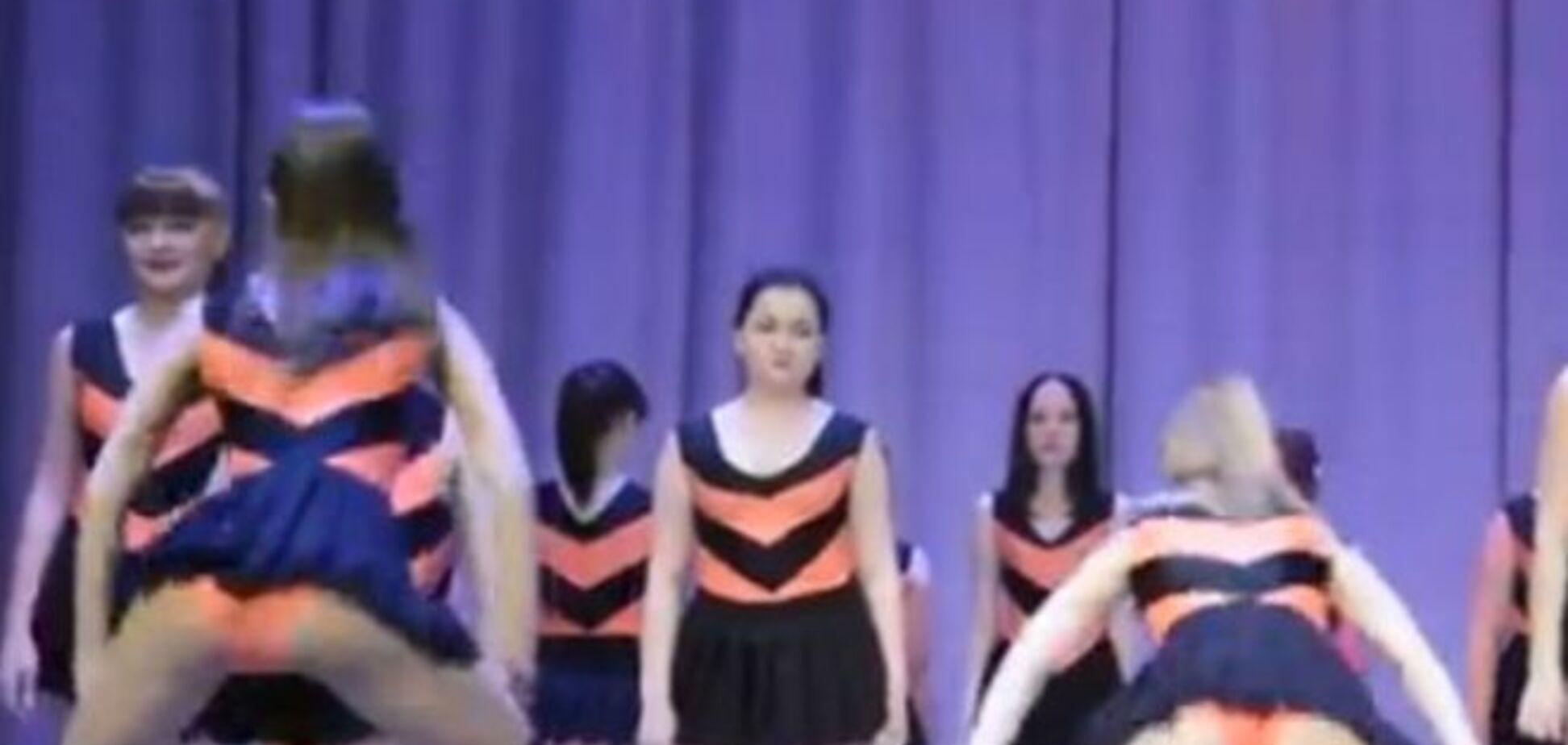 Следком РФ занялся видео с эротическим танцем несовершеннолетних
