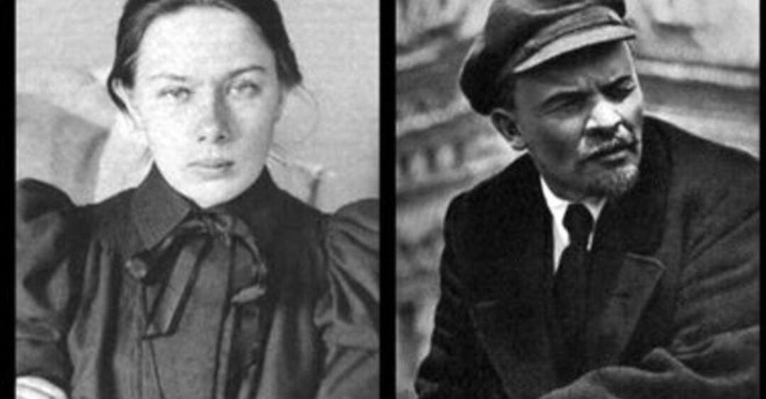 Ленин и крупская картинки, для