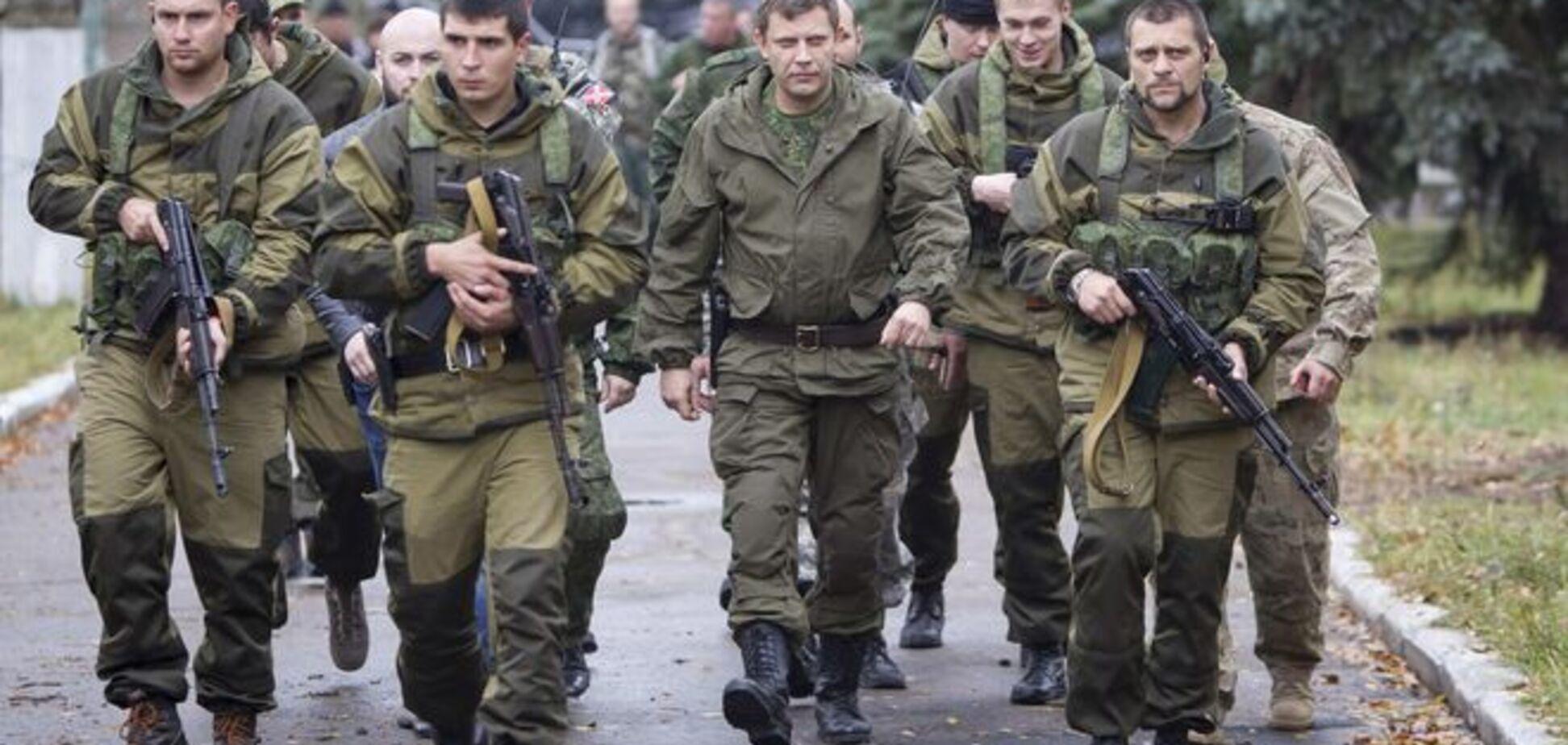 Терористи 'ДНР' до травня проведуть 'судилища' над українськими військовослужбовцями
