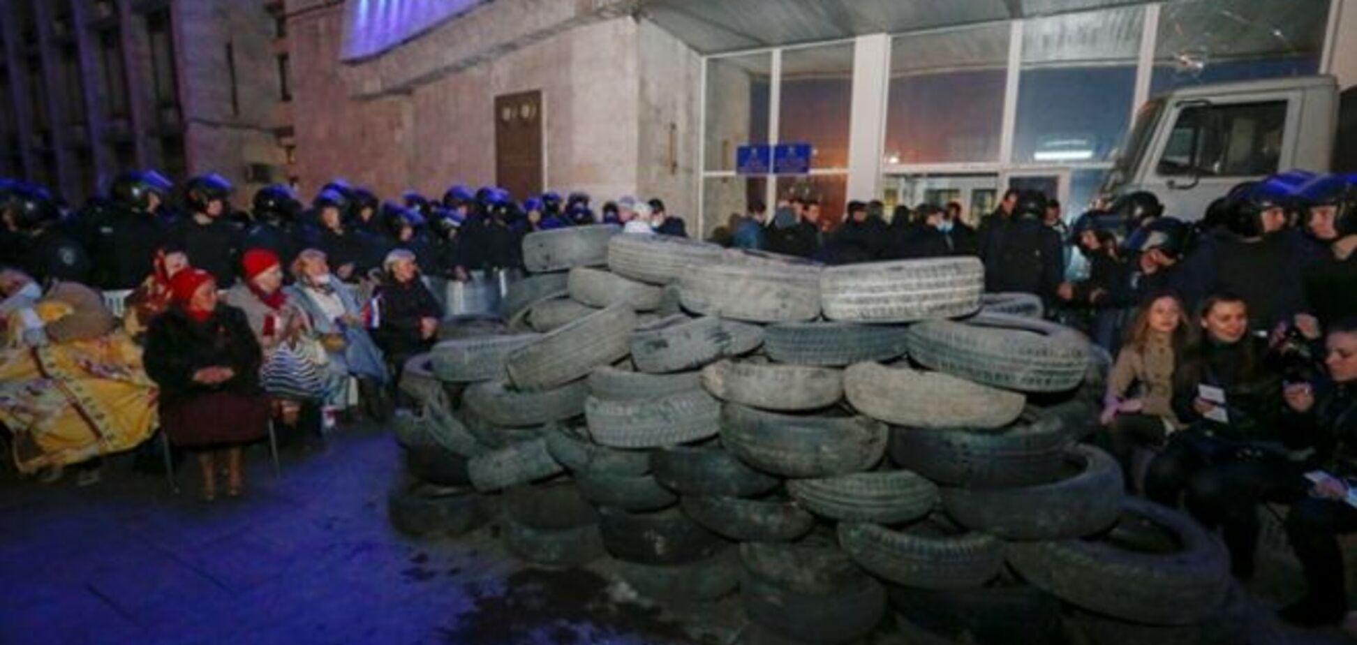 Тарута назвав організатора захоплення Донецької ОДА