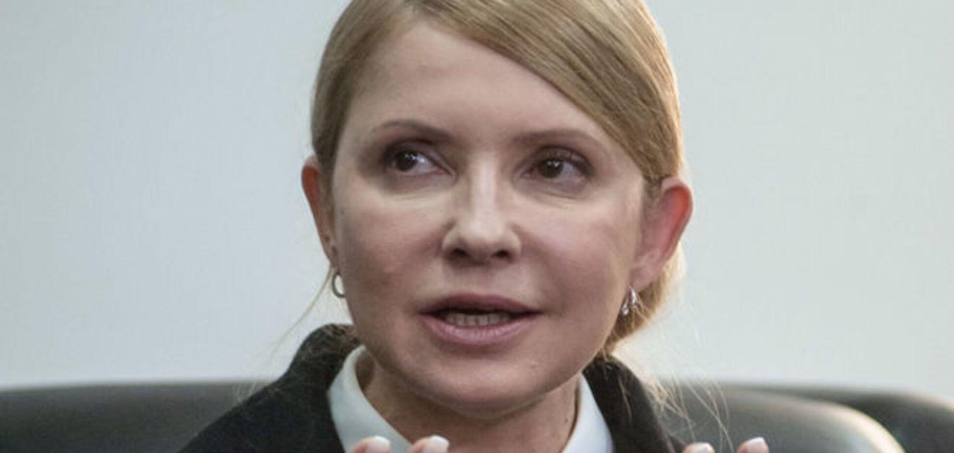 Материалы по уголовным делам против Тимошенко нашлись в Печерском райотделении МВД