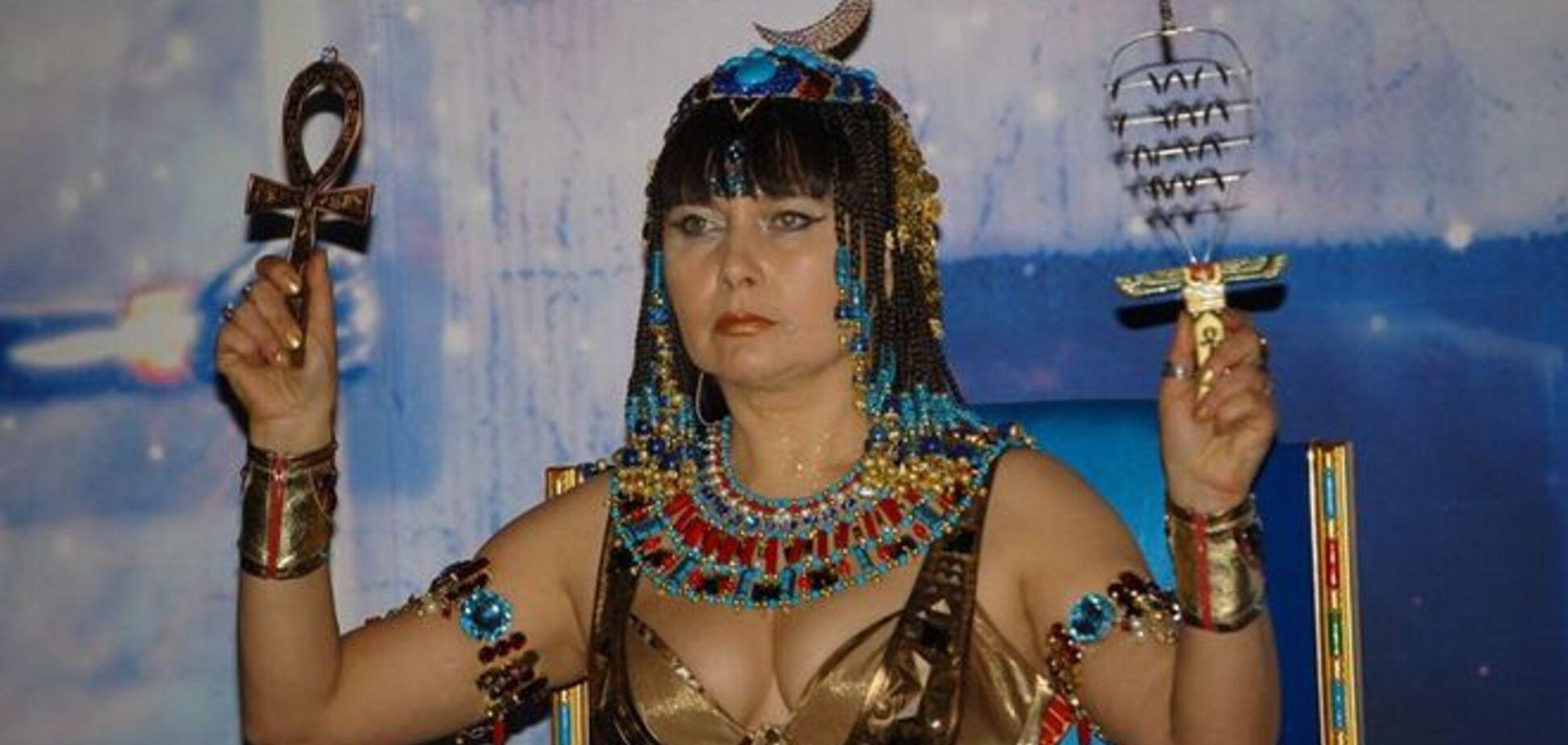 Мария Дэви призвала Януковича к борьбе с рептилоидами за 'Новороссию'