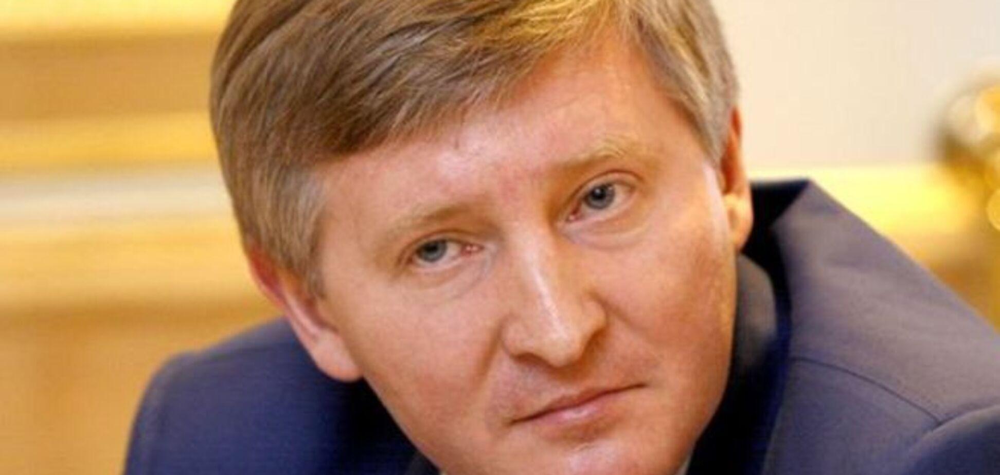Наливайченко розповів, що є у СБУ на Ахметова