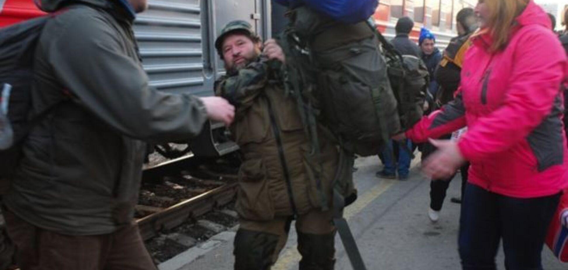'Местные в 'ЛНР' называли нас оккупантами': уральские 'добровольцы' вернулись из Украины