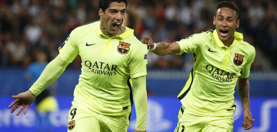 'Барселона' декласувала ПСЖ в 1/4 фіналу Ліги чемпіонів