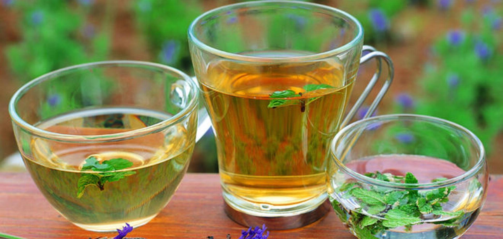 5 чаев, которые очистят ваш организм от шлаков