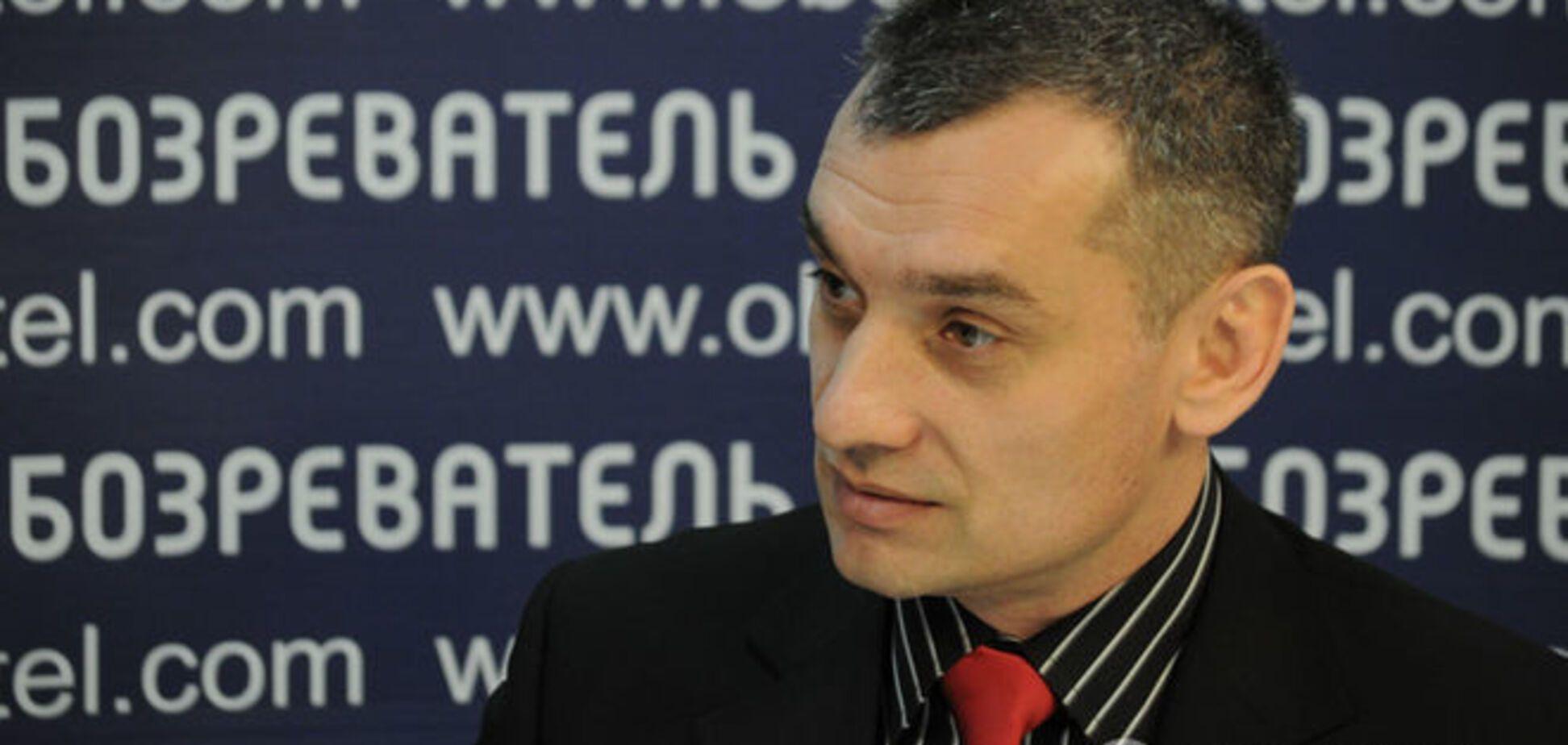 Ташбаев рассказал о комплексе неполноценности Путина