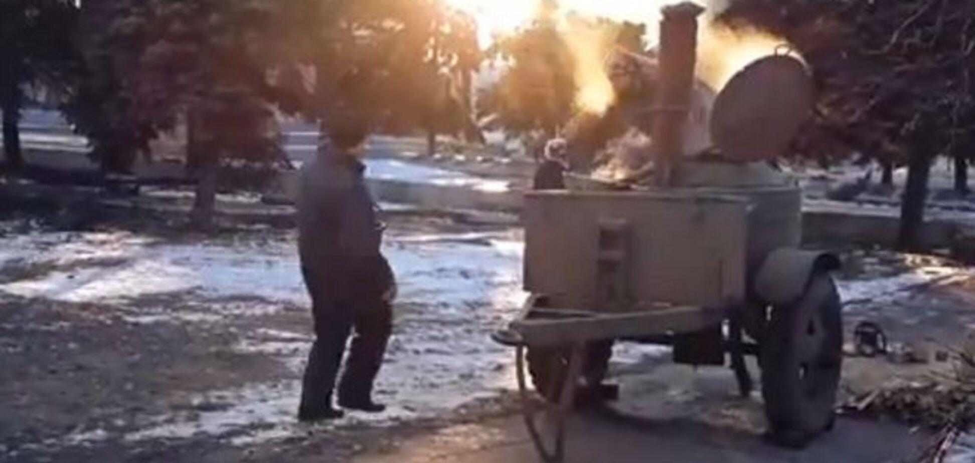 Журналісти показали, як живуть бунтівні міста Донбасу
