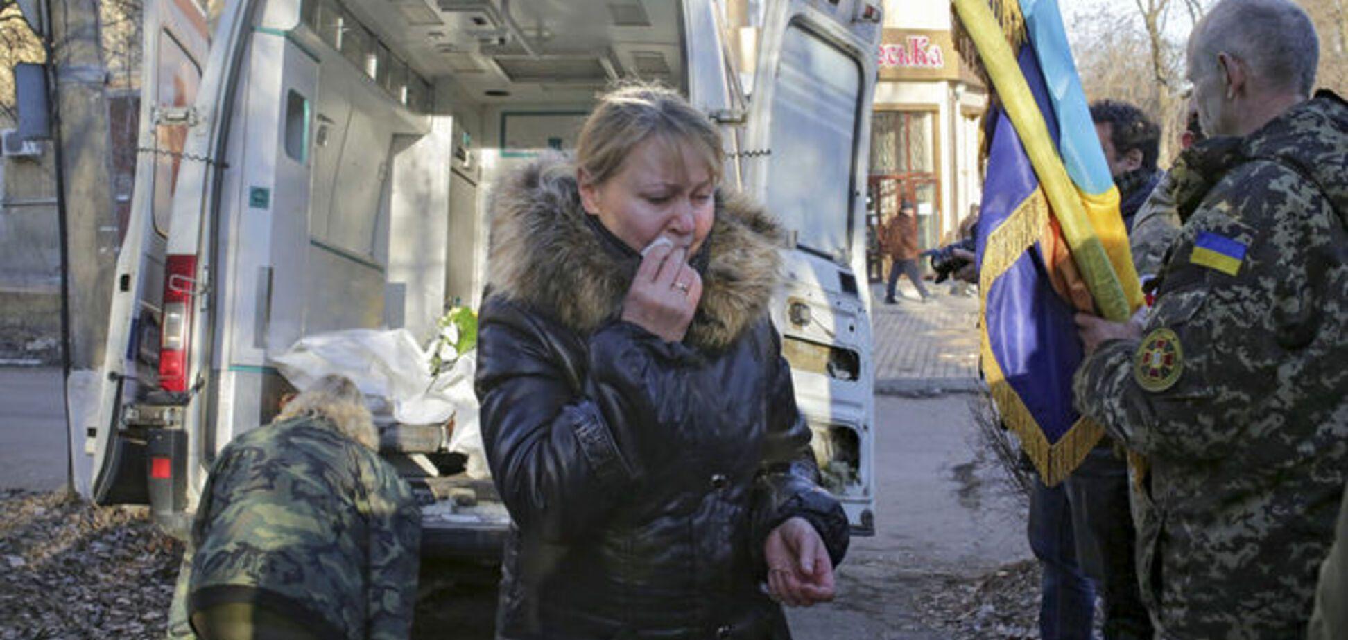 У Дніпропетровськ доставили 12 тіл бійців АТО