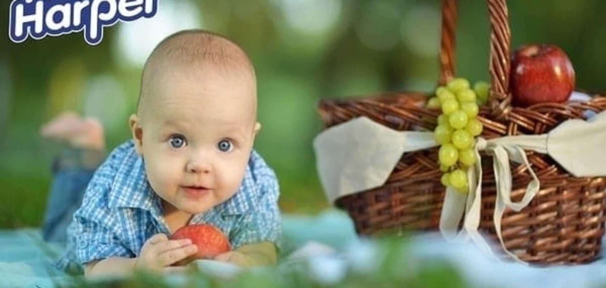 На пикник с малышом, или что положить в сумку для прогулки