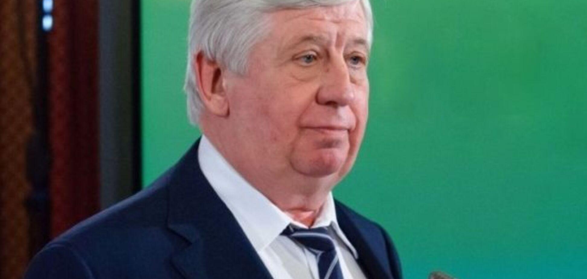 На прохання генпрокурора України відсторонили шістьох суддів