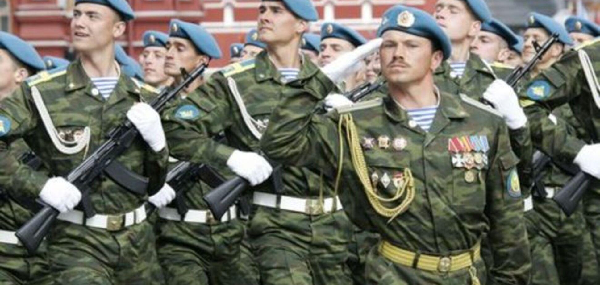 На 'путінському' параді в Москві будуть марширувати бойовики з Донбасу - Муженко