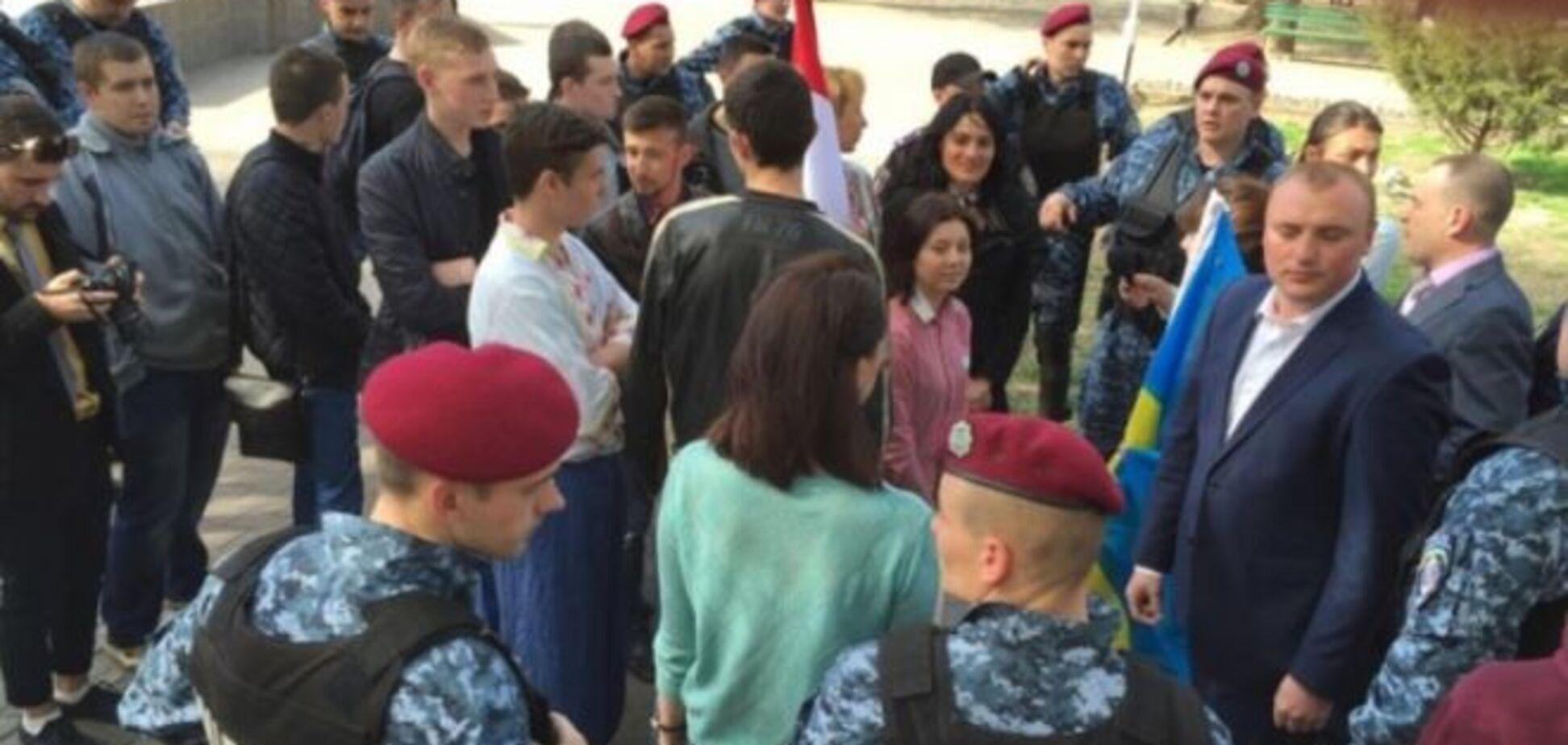 В Одесі затримали 30 'культурних сепаратистів' 'Народної ради Бессарабії'