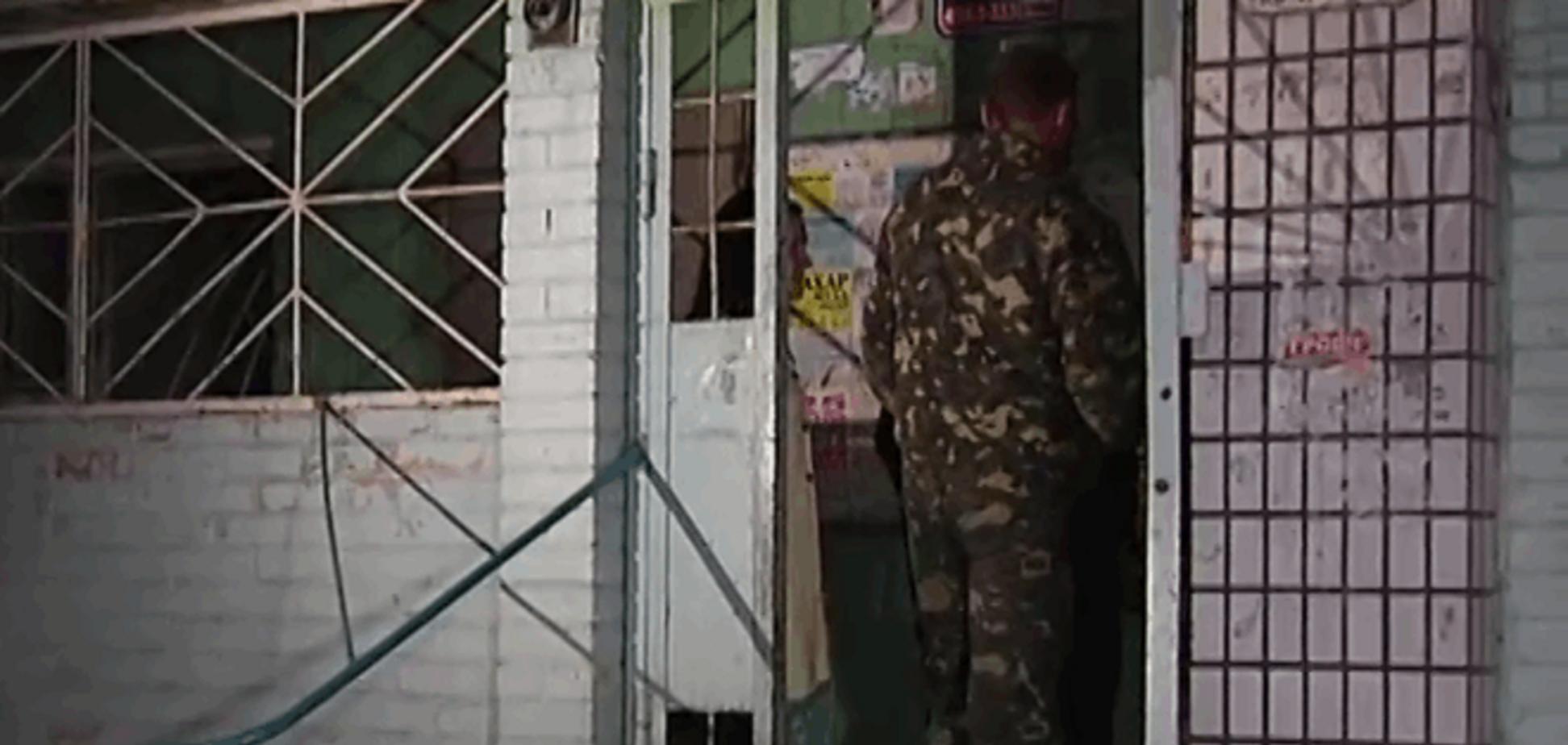 Перед убийствами домашние адреса Калашникова и Бузины появились в интернете