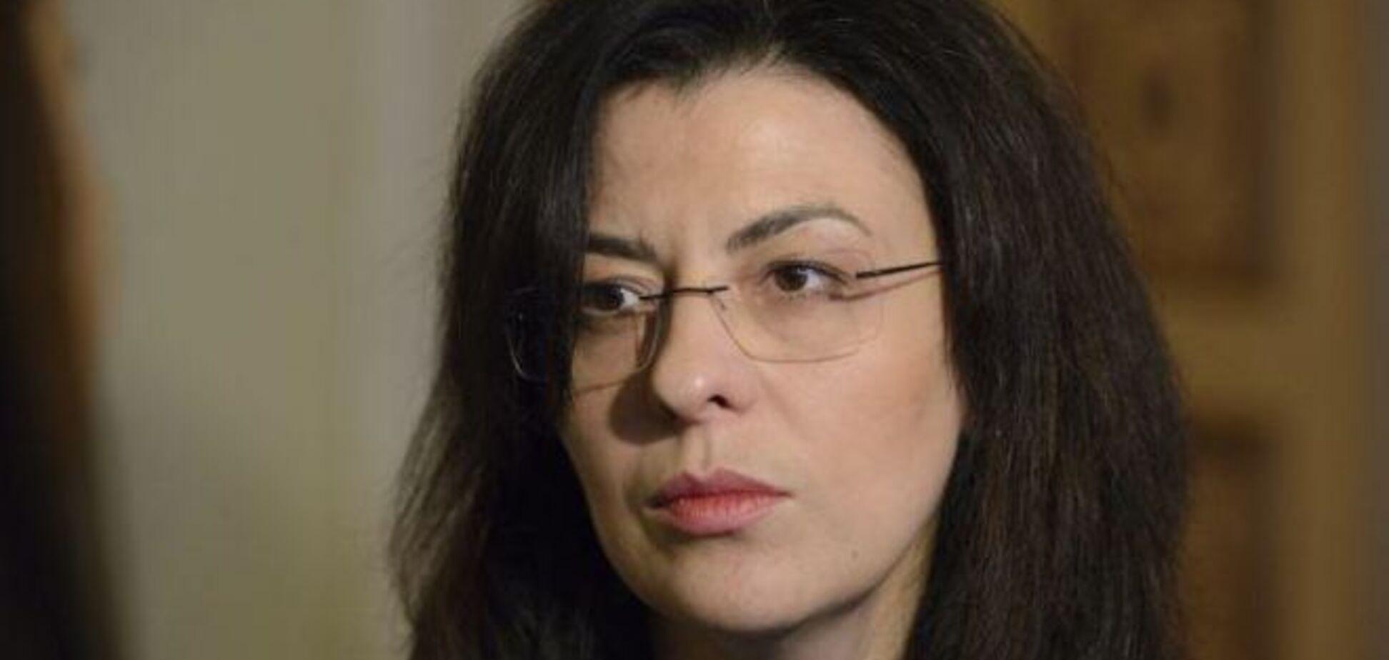 Вице-спикер Верховной Рады сыграла в пьесе с Вакарчуком и Найемом