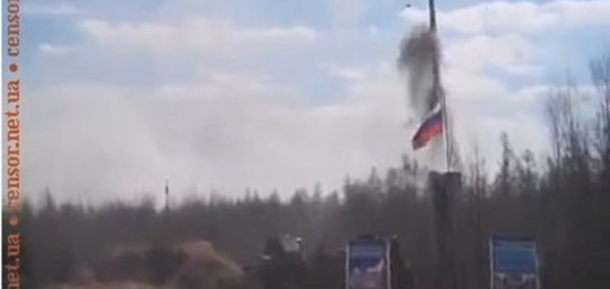 Ракета на навчаннях в Росії після пуску впала на солдатів: відеофакт