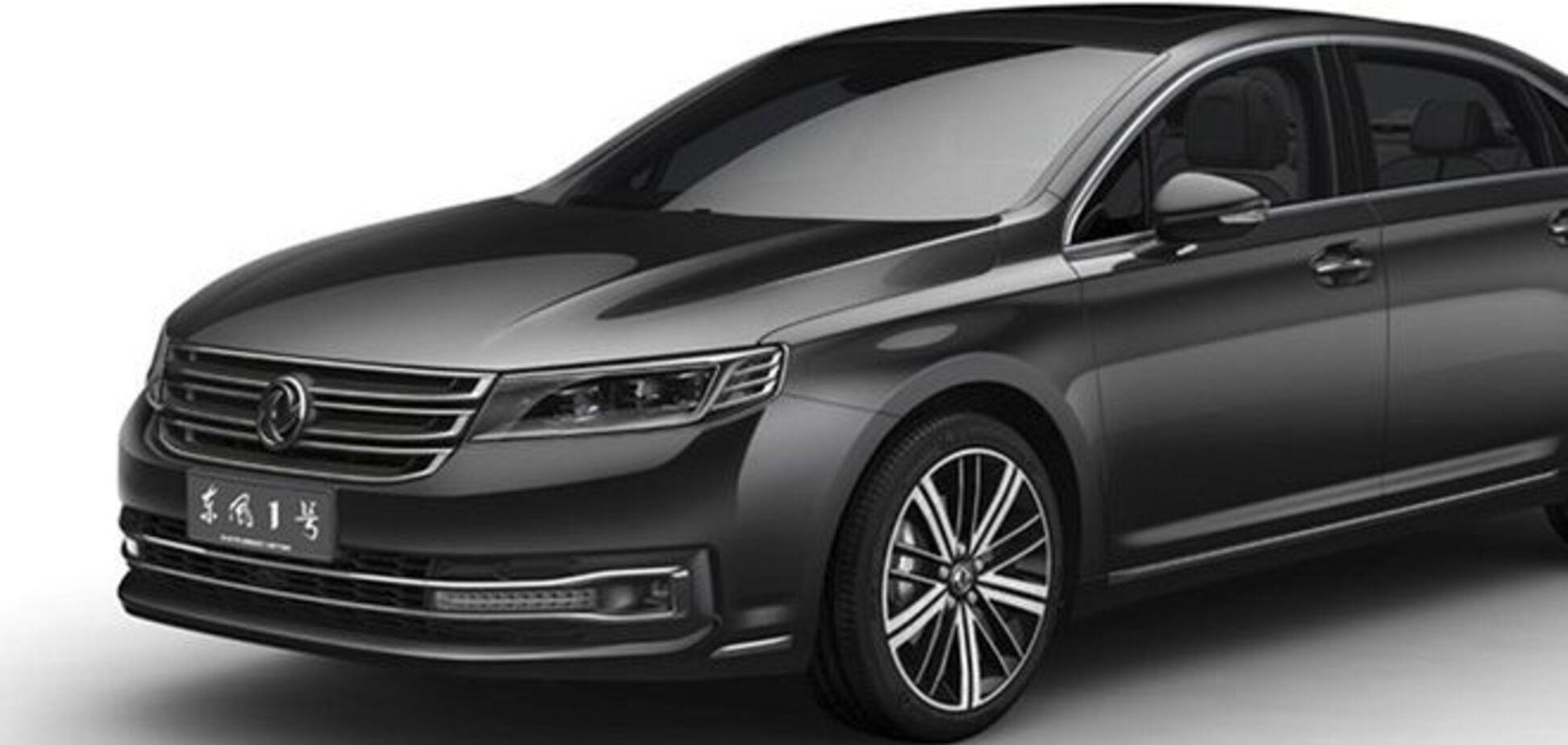 Китайці 'схрестили' Audi і Volkswagen: фотофакт