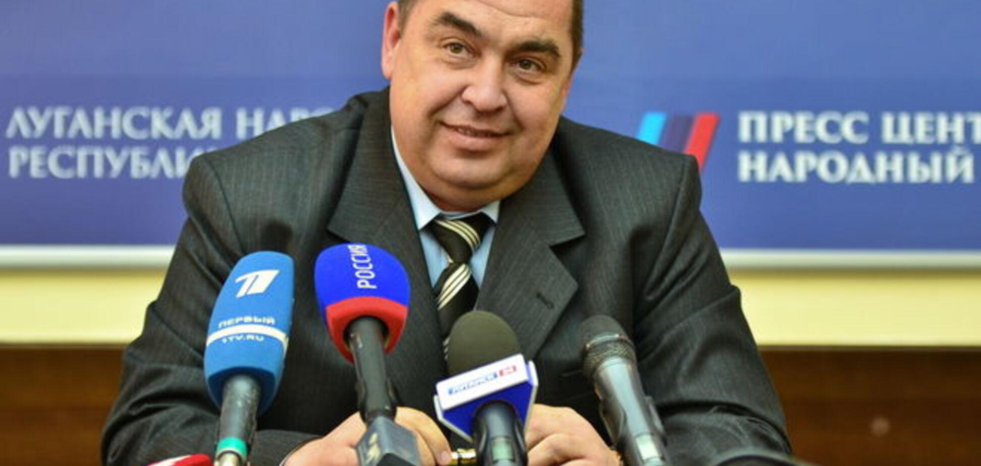 Плотницький готується втекти до Росії від 'гніву обдурених луганчан'